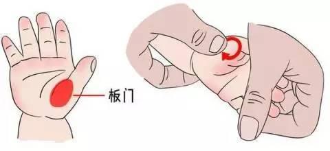这个按摩手法可以让孩子止住腹泻,同时促进肠胃功能润化.