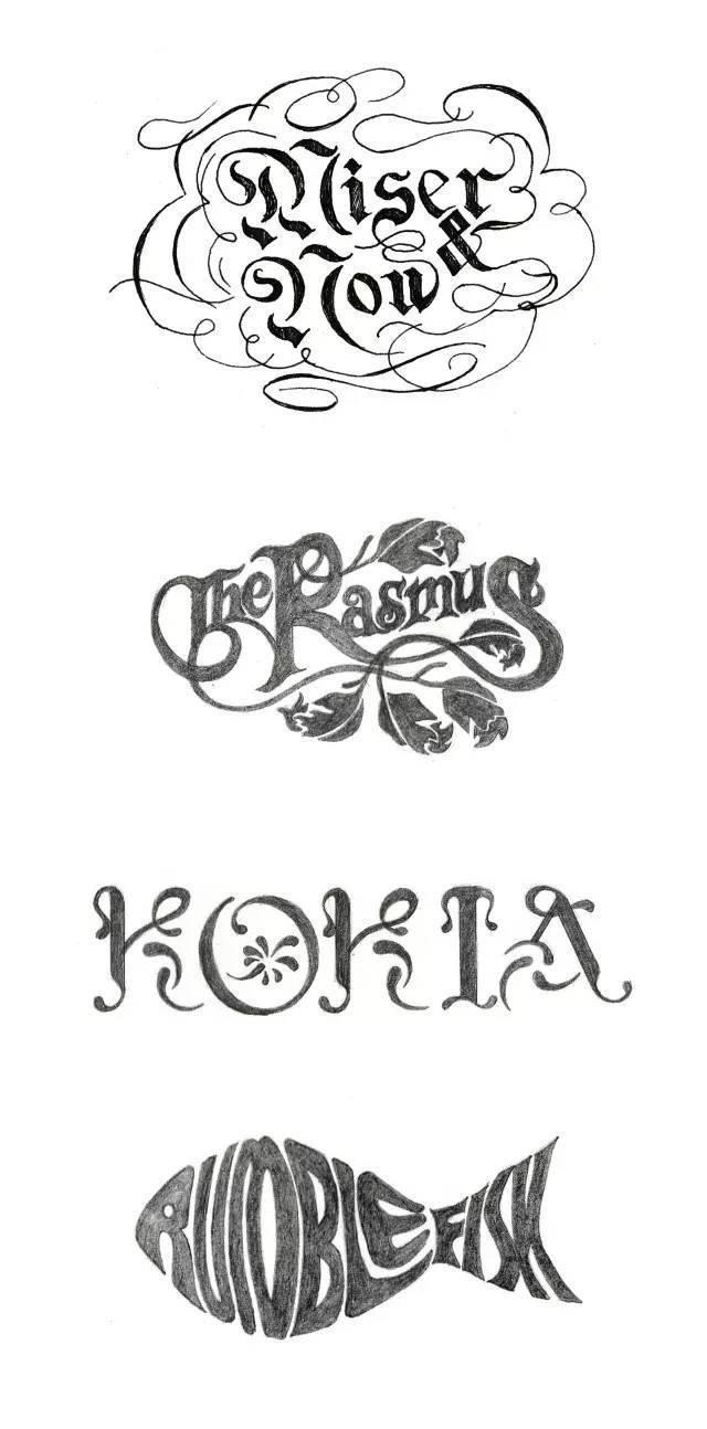 微信手绘logo水印