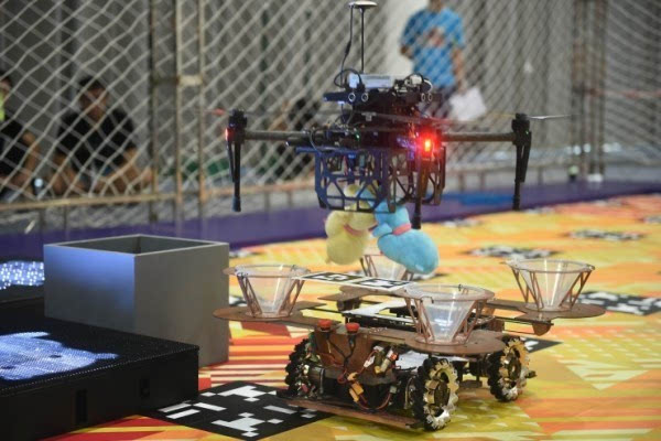 RoboMasters – 大疆默默地在培养下一个大疆的照片 - 3