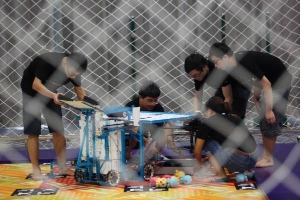 RoboMasters – 大疆默默地在培养下一个大疆的照片 - 8