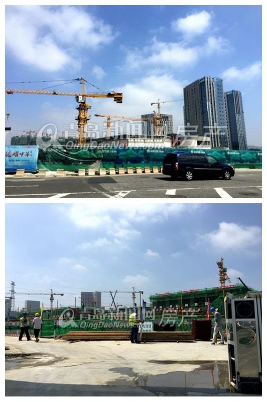 多为商务金融 国金中心|辽阳东路地铁盖等大项目已经开始启动
