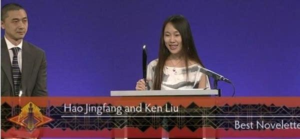 外国人为啥突然爱看中国科幻? 读懂中国的钥匙?的照片 - 2