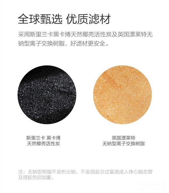 小米众筹新品滤水壶发布:249元/UV紫外杀菌的照片 - 4