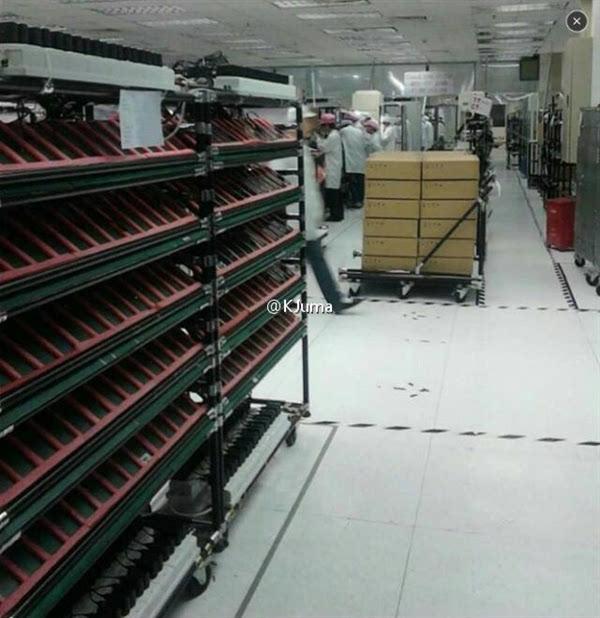 锤子T3真机再曝光:已开始量产的照片 - 3