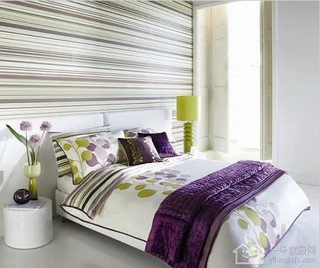 欧式卧室床头背景墙设计