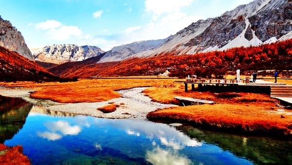 稻城亚丁几月份去最好,稻城亚丁最佳旅游季节