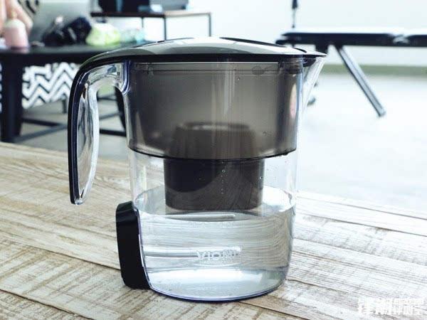 随身携带的净水器:小米生态链云米滤水壶图赏的照片 - 1