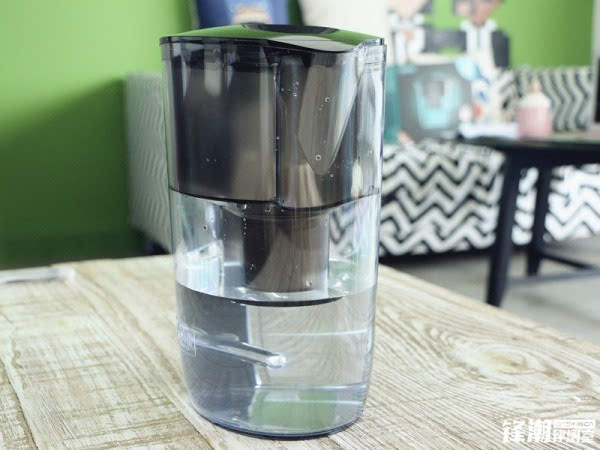 随身携带的净水器:小米生态链云米滤水壶图赏的照片 - 2