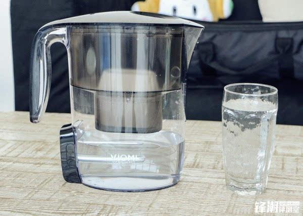 随身携带的净水器:小米生态链云米滤水壶图赏的照片 - 3
