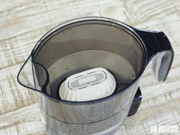 随身携带的净水器:小米生态链云米滤水壶图赏的照片 - 5