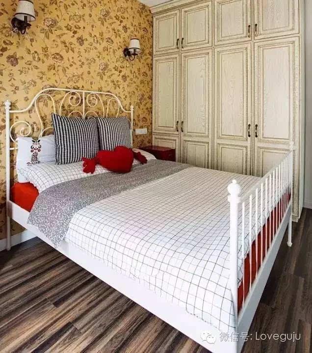 室内墙面床头手绘图