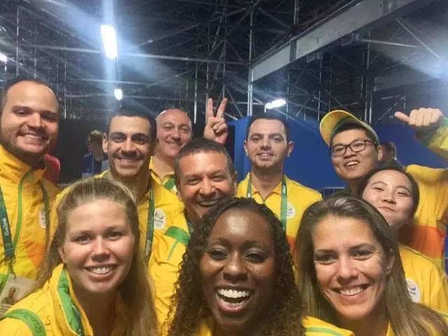 宁波大学生任鑫:我在里约奥运会