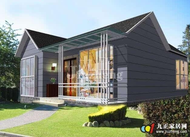 让轻钢结构房屋在新农村建设中发挥了重要作用.