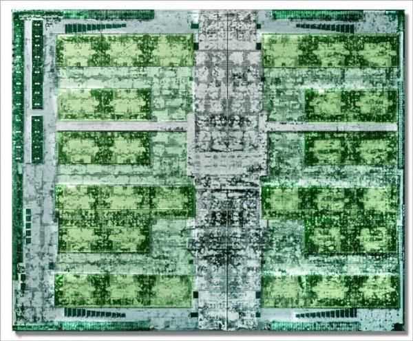 NVIDIA公布帕斯卡GP100核心照:610平方毫米史上最大的照片 - 2