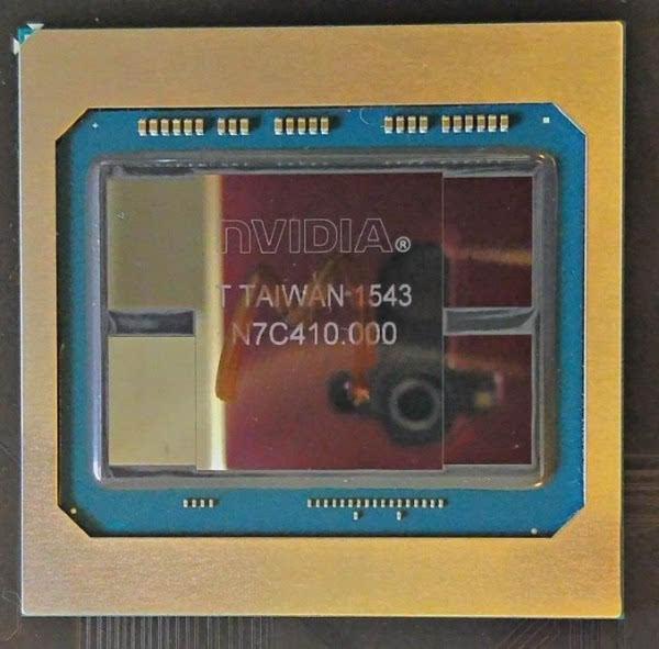 NVIDIA公布帕斯卡GP100核心照:610平方毫米史上最大的照片 - 3