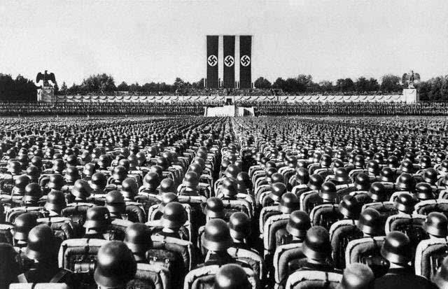 纳粹德国为什么要用 反万字 闪电 和 铁十字 作为纳粹和党卫军的标志