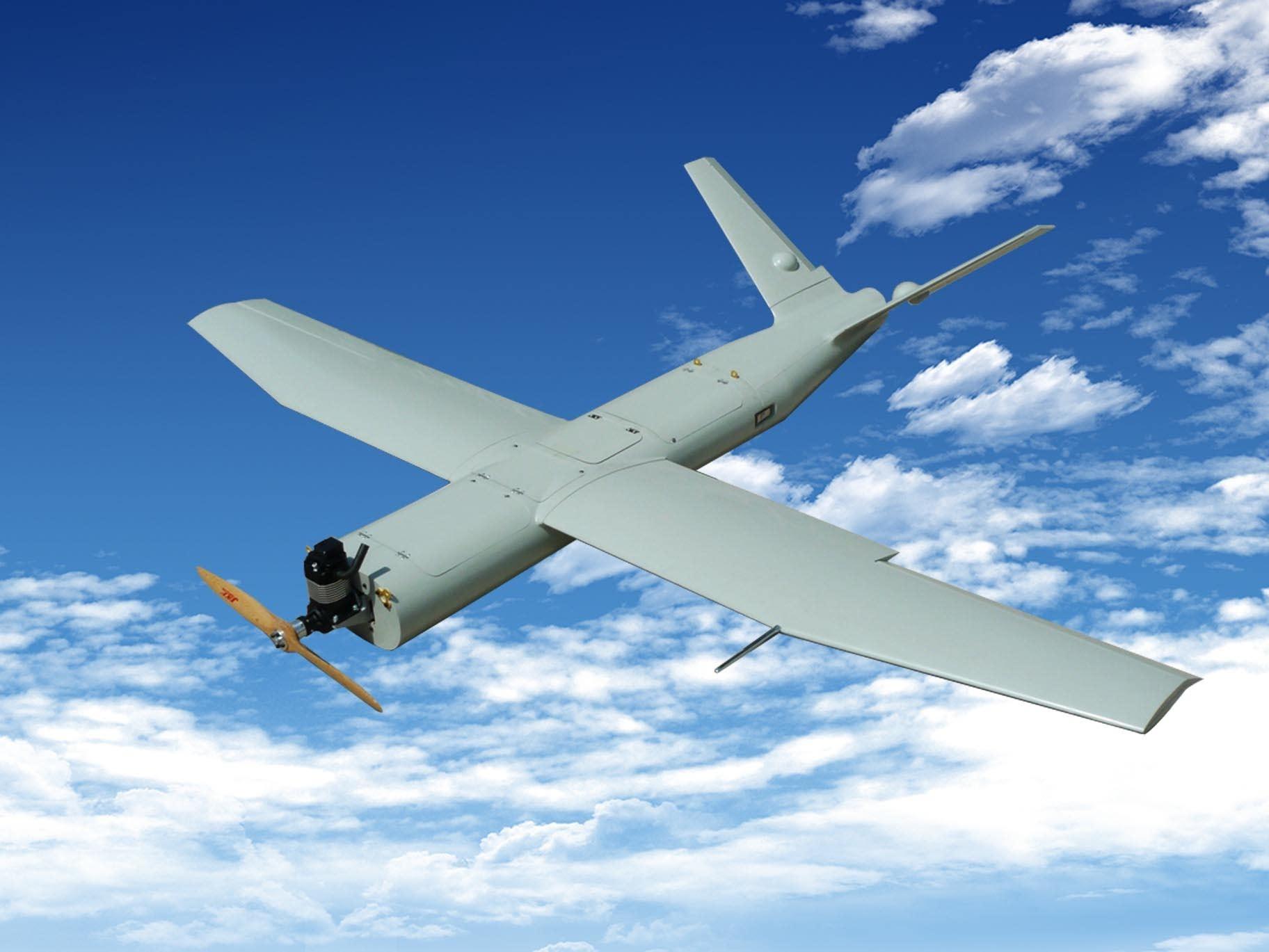 [行业透视]机械行业:无人机迎黄金发展期无人机