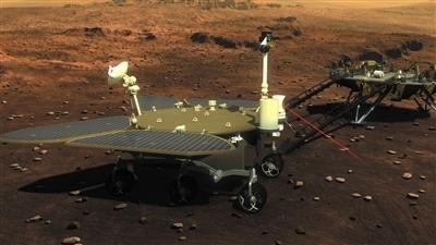 中国火星探测器全球征名 预计2020年发射-搜狐科技