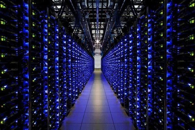叹为观止 揭秘谷歌神秘数据中心图赏的照片 - 8