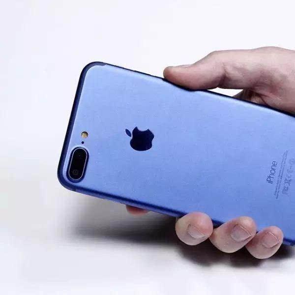 iPhone 7新增海军蓝配色?听起来不错的样子的照片 - 1