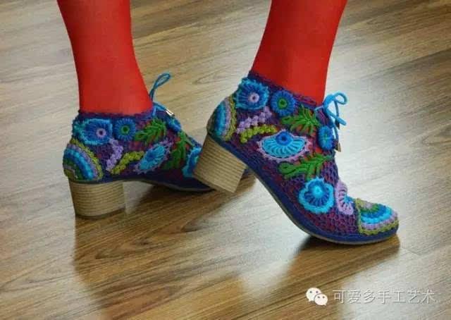 袜子编织图解步骤