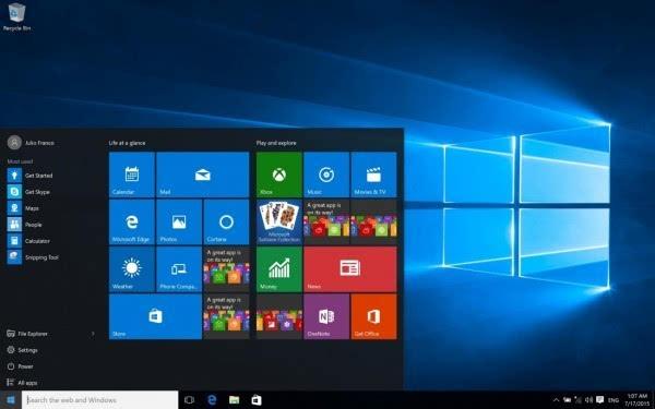 企业级用户将决定Windows 10装机率何时超过Windows 7的照片 - 1