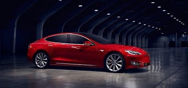 特斯拉推出Model S P100D:100kWh电池、0-60mph加速2.5s的照片 - 1