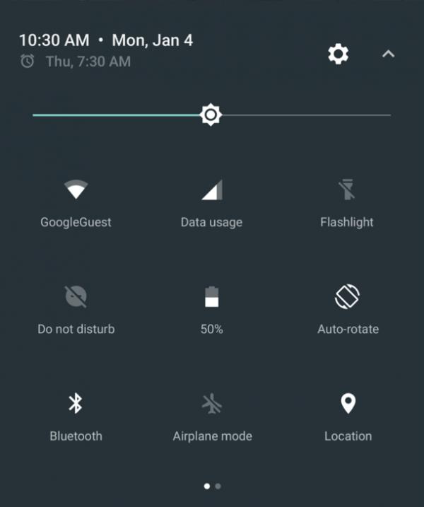 支持系统级分屏功能:Android 7.0系统更新日志一览的照片 - 7