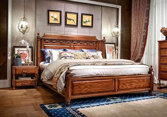南洋迪克成为实木家具的新标杆