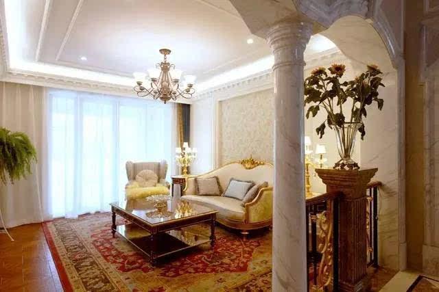 欧式古典别墅,极尽奢华主义