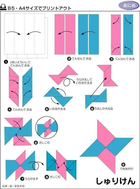 80后折纸青蛙步骤图解