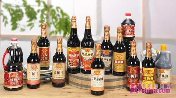 青岛老字号灯塔:坚守百年品质 酿造青岛味道