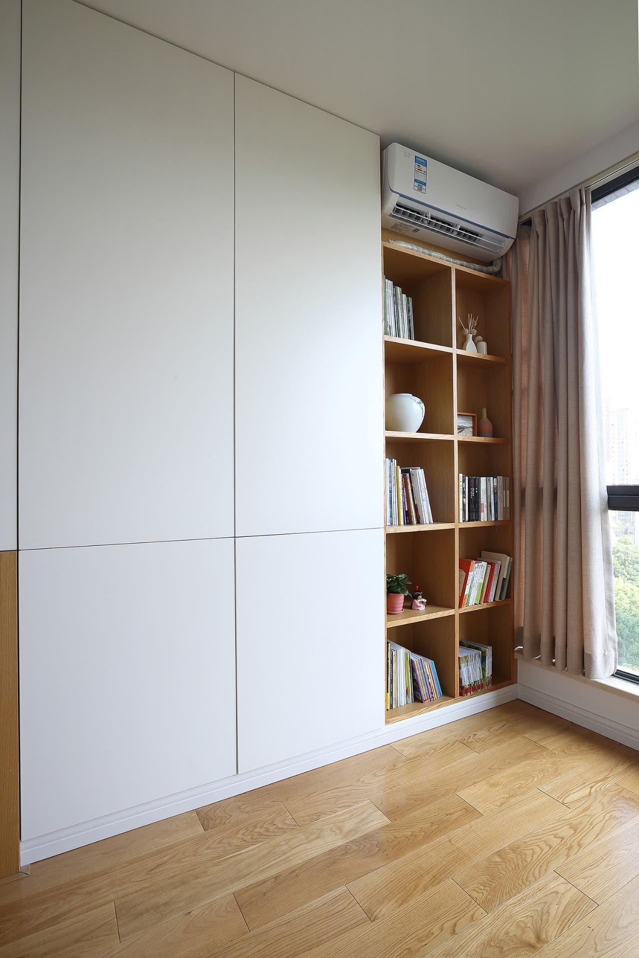 与书柜与电视柜一同设计代替