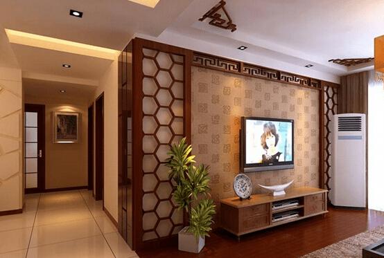 感受中国传统文化的魅力 中式客厅装修效果图