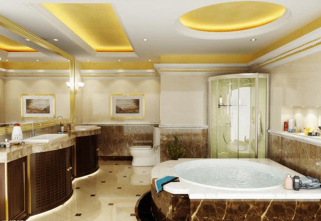 大浴室装修效果图二