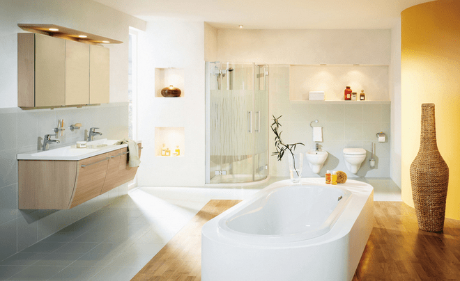 大浴室装修效果图三