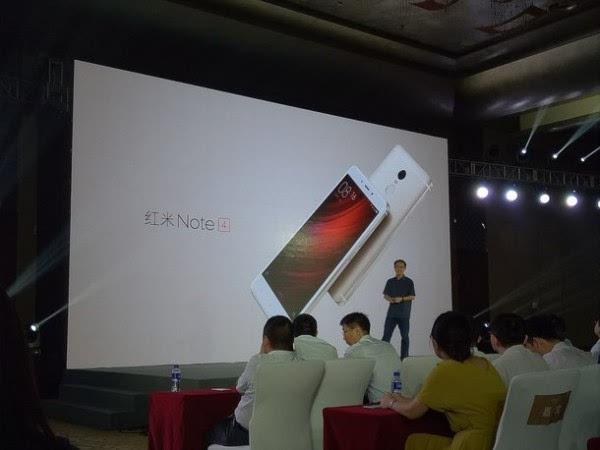 售价899元:小米正式发布红米Note 4的照片 - 1