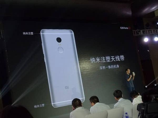 售价899元:小米正式发布红米Note 4的照片 - 8