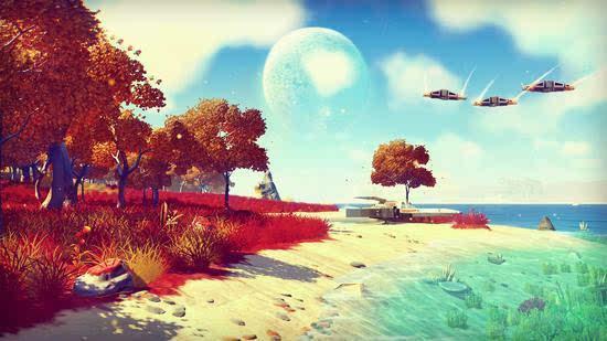 《无人深空》发售两周玩家骤减近90%的照片 - 1