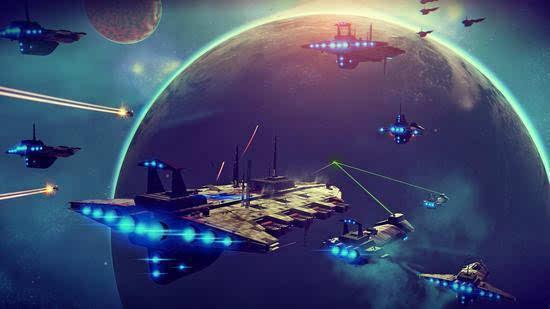 《无人深空》发售两周玩家骤减近90%的照片 - 3