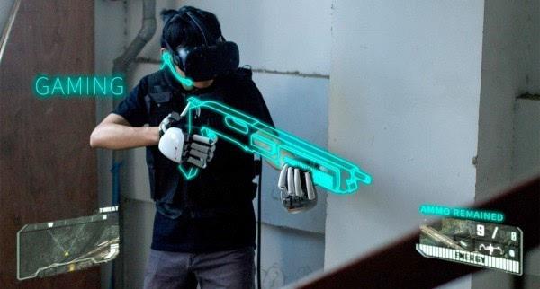 触碰VR交互:集捕捉/互动/反馈一体的Dexmo外骨骼手套的照片 - 3