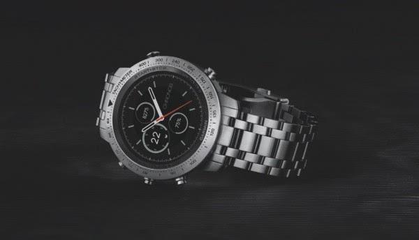 Garmin发布Fenix Chronos GPS智能手表的照片 - 1