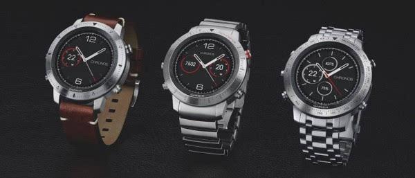Garmin发布Fenix Chronos GPS智能手表的照片 - 3