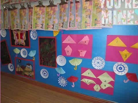 创意美工区墙面布置-开学主题墙 区角墙面 窗户布置,都看这里