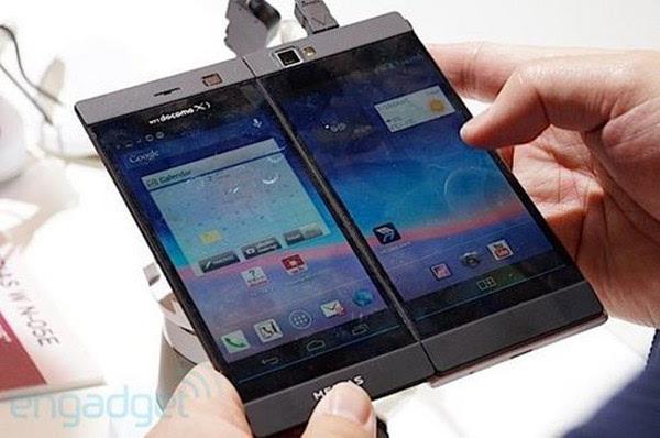 你以为只有16:9?盘点那些奇葩屏幕比例的手机的照片 - 12