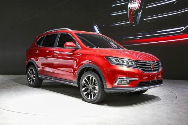 荣威RX5平价销售9.98万起 可试乘试驾高清图片
