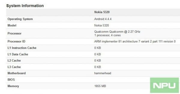 诺基亚两手机曝光 5320重生还有AMD处理器?的照片 - 2