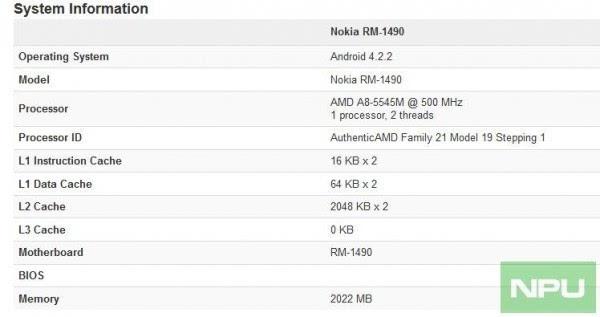 诺基亚两手机曝光 5320重生还有AMD处理器?的照片 - 3