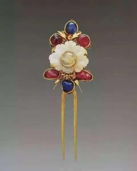美呆了!云髻凤钗,中国古代女子发式及发饰赏析