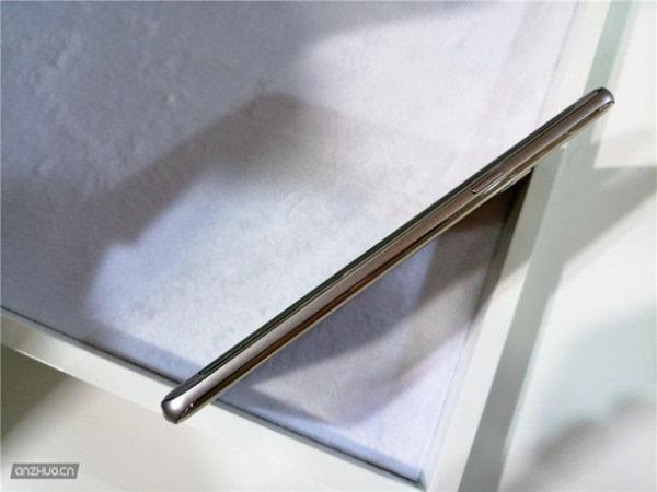 三星Galaxy Note7 铂光金现场上手图赏的照片 - 3